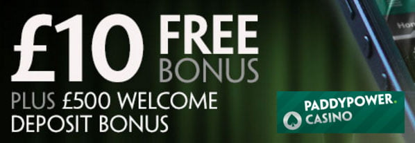 paddy power first deposit bonus